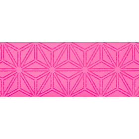 Supacaz Super Sticky Kush TruNeon Handlebar Tape, neon pink